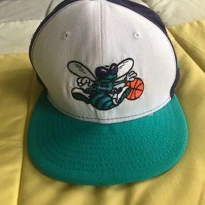 New Era CLT Hornets SnapBack Hardwood Classics Hat
